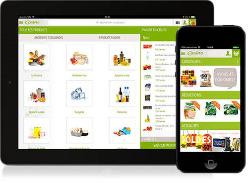 mCasino : disponible sur tablette et smartphone