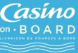 Casino On Board - Livraison de courses à bord