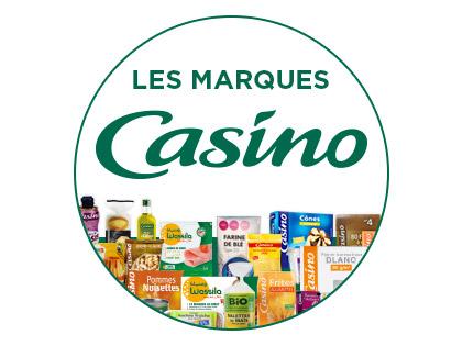 La marque Casino